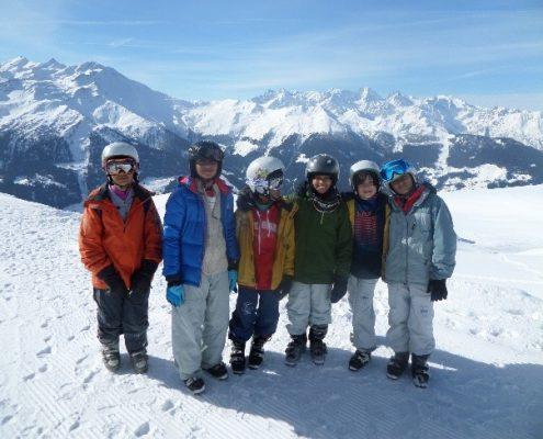 کدرسه اسکی سوئیس