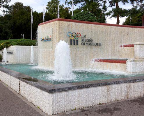 موزه ی المپیک سوئیس